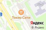 Схема проезда до компании СКИЛЛ в Санкт-Петербурге