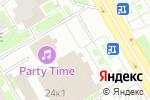 Схема проезда до компании Счастливый Взгляд в Санкт-Петербурге