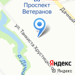 Сафари на карте Санкт-Петербурга