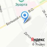 БалтЭнергоКомплект-XXI век на карте Санкт-Петербурга