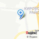 инк 78 Регион на карте Санкт-Петербурга