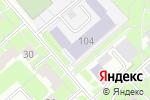 Схема проезда до компании Средняя общеобразовательная школа №282 с углубленным изучением французского языка в Санкт-Петербурге