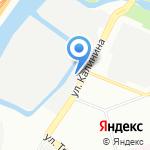 Ремсервис Плюс на карте Санкт-Петербурга
