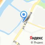 Айти проект на карте Санкт-Петербурга