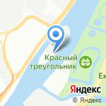 Компания Импульс XXI век на карте Санкт-Петербурга