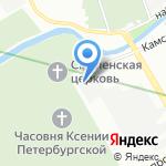 АГРОИМПЭКС на карте Санкт-Петербурга