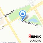 Студия танца Веры Арбузовой на карте Санкт-Петербурга