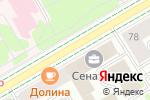 Схема проезда до компании IVAO в Санкт-Петербурге