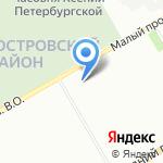 ВИБРОТЕХНИК на карте Санкт-Петербурга