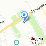 Мир в красках на карте Санкт-Петербурга