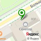 Местоположение компании Газпромнефть Марин Бункер