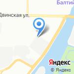 Инструмент Сервис на карте Санкт-Петербурга