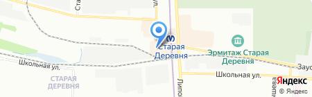 Все для вязания на карте Санкт-Петербурга