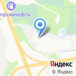 Основ.А на карте Санкт-Петербурга