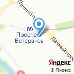 Пищевые технологии на карте Санкт-Петербурга