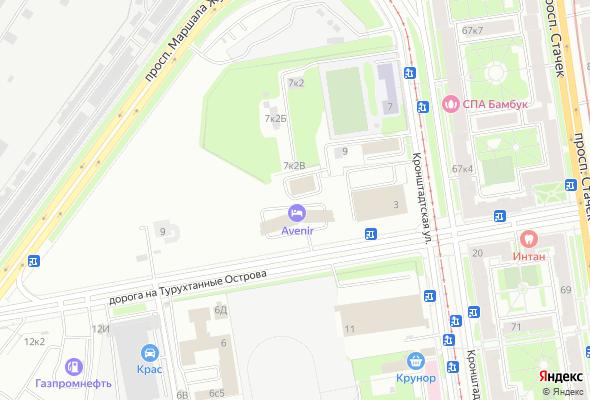 ЖК Комплекс апартаментов Kirovsky AVENIR (Кировский Авенир)