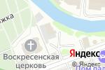 Схема проезда до компании Магазин церковных тканей в Санкт-Петербурге