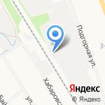 НПФ ОРТ на карте Санкт-Петербурга