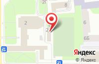 Схема проезда до компании Энергия-Гпи-Спейс Спб в Санкт-Петербурге