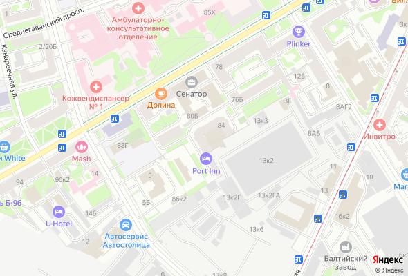 жилой комплекс Преображенский