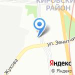Колледж судостроения и прикладных технологий на карте Санкт-Петербурга