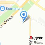 Информационно-методический центр Кировского района на карте Санкт-Петербурга