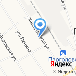 Стеклов на карте Санкт-Петербурга