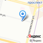 Сергелена на карте Санкт-Петербурга