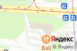 Схема проезда до компании Зона Звука в Санкт-Петербурге