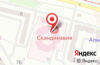 Схема проезда до компании Радио Аэропорт в Санкт-Петербурге