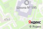 Схема проезда до компании ГРАН, ЧОУ в Санкт-Петербурге