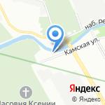 SVauto на карте Санкт-Петербурга