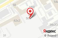 Схема проезда до компании Респец в Санкт-Петербурге
