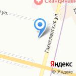 Средняя общеобразовательная школа №618 на карте Санкт-Петербурга