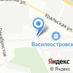VIP КЕРАМИКА на карте Санкт-Петербурга