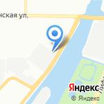 Пантеон на карте Санкт-Петербурга
