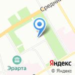 КапуSSта на карте Санкт-Петербурга