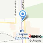 RiG service на карте Санкт-Петербурга