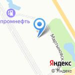 ГРАН на карте Санкт-Петербурга