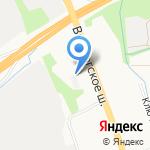 ИРВИС Северо-Запад на карте Санкт-Петербурга