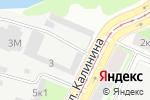 Схема проезда до компании АЛМЕРА в Санкт-Петербурге