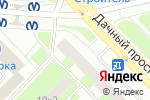 Схема проезда до компании Магазин бытовой техники в Санкт-Петербурге