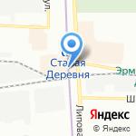 Mini-Maxi на карте Санкт-Петербурга