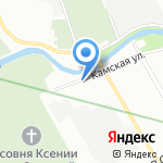 Колледж физкультуры и спорта на карте Санкт-Петербурга