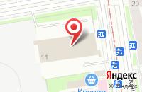 Схема проезда до компании Оклуб в Санкт-Петербурге