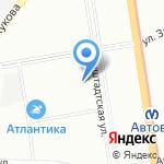 Робус на карте Санкт-Петербурга