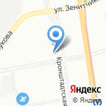 Нупек на карте Санкт-Петербурга