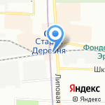 Пресса на карте Санкт-Петербурга