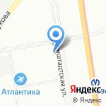 Невский Плакат на карте Санкт-Петербурга