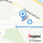 Arti-fex studio на карте Санкт-Петербурга